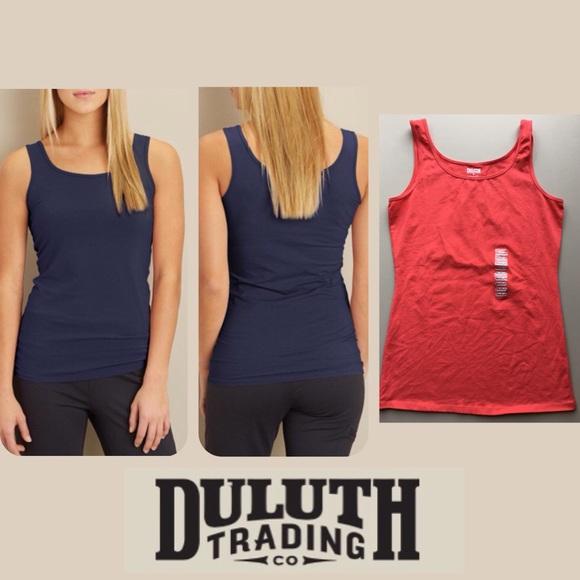 1defb080 Duluth Trading Co. Tops | Duluth Trading Co Sz Medium No Yank Tank ...